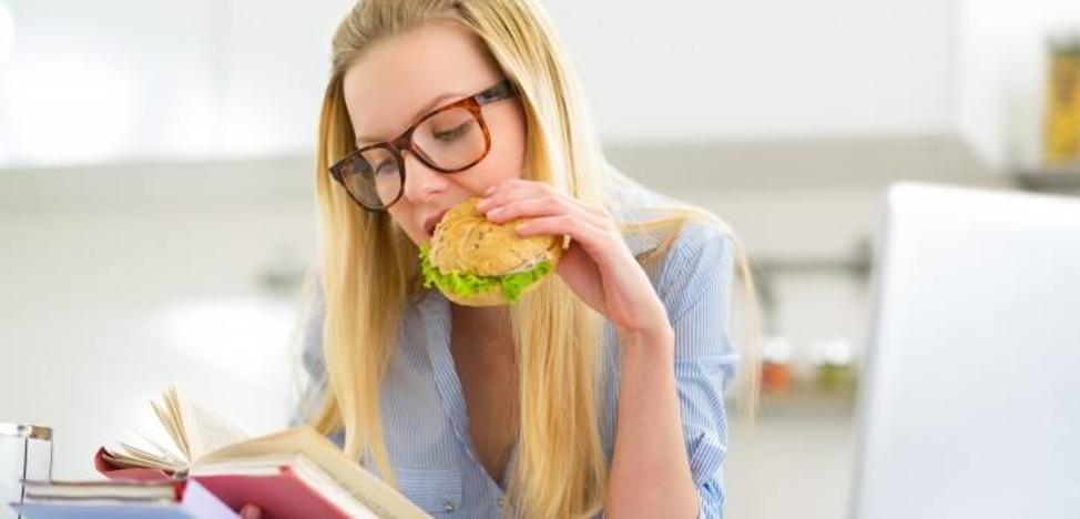 Si eres estudiante, hoy comes con descuento