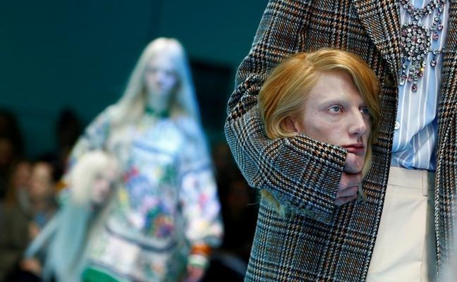 El 'terrorífico' desfile de Gucci que sorprende al mundo