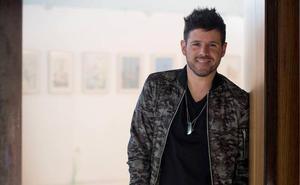 Pablo López presenta en Granada 'Camino, fuego y libertad'