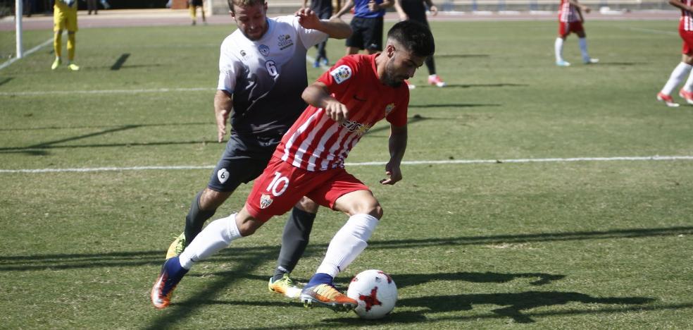 UD Almería B, Huércal Overa y At. Pulpileño, obligados a ganar