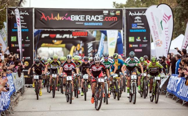 El escaparate de la Bike Race