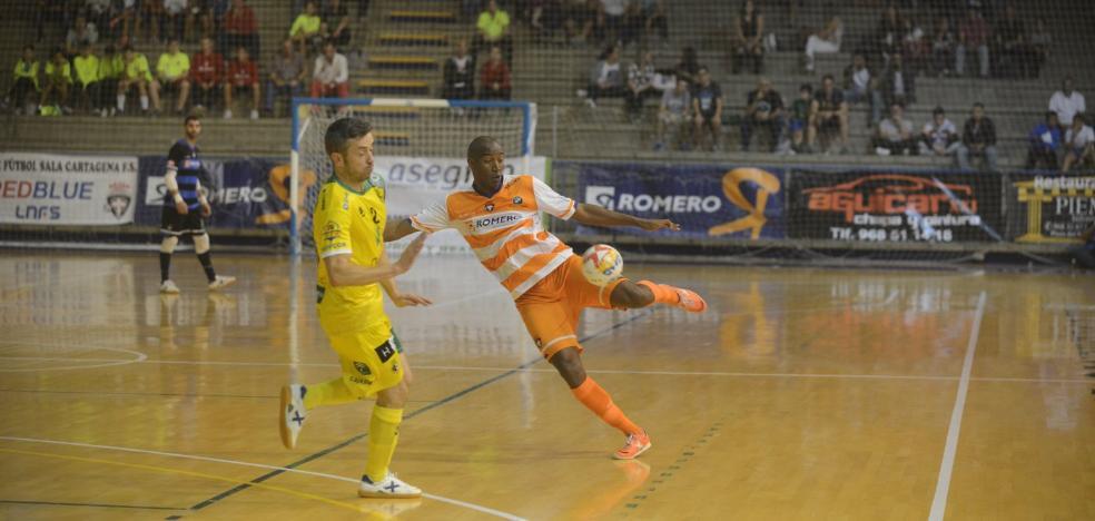 El Cartagena llega a Jaén para aprovecharsede las ganas amarillas de Copa del Rey