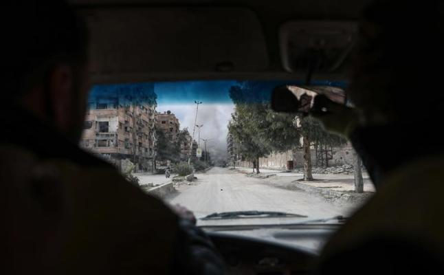 Los ataques en Guta Oriental se cobran ya más de 500 muertos en una semana