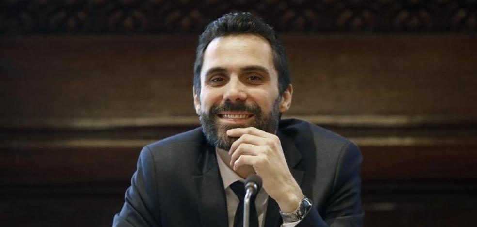 El CGPJ reprocha a Torrent su «grave» ataque al hablar de presos políticos