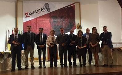 Quesada entrega los premios 'Zabaleta del Año' en su novena edición