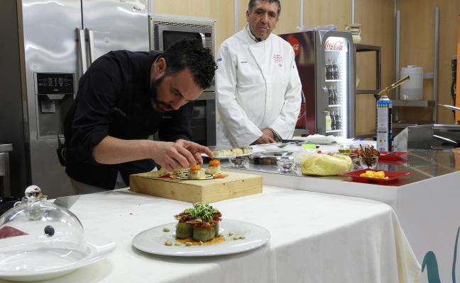 Gastro Andalucía reúne a más de medio centenar de empresas en sus expositores