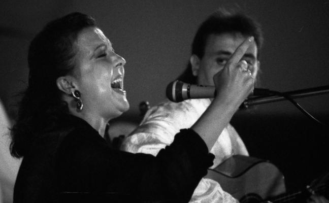Carmen Linares: «Las corrientes cambian pero luego vuelven otra vez a su sitio»