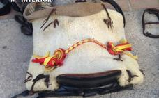 Tres detenidos en Maracena por el robo de aperos para caballos valorados en 73.000 euros