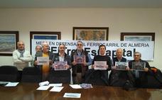 La Mesa del Tren protestará el día 5 contra el traslado provisional de la Estación a Huércal de Almería