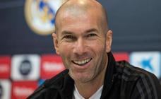 Zidane: «Ojalá que Neymar pueda estar en el partido de vuelta»