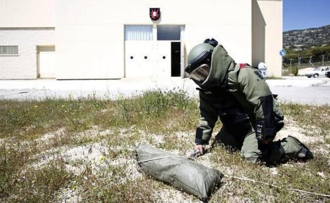 España lidera la preparación contra artefactos explosivos improvisados en Irak