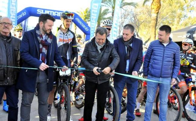 Ferreira toma el mando de la Bike Race