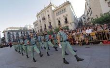 Piden donativos a los comerciantes para traer la Legión en Semana Santa