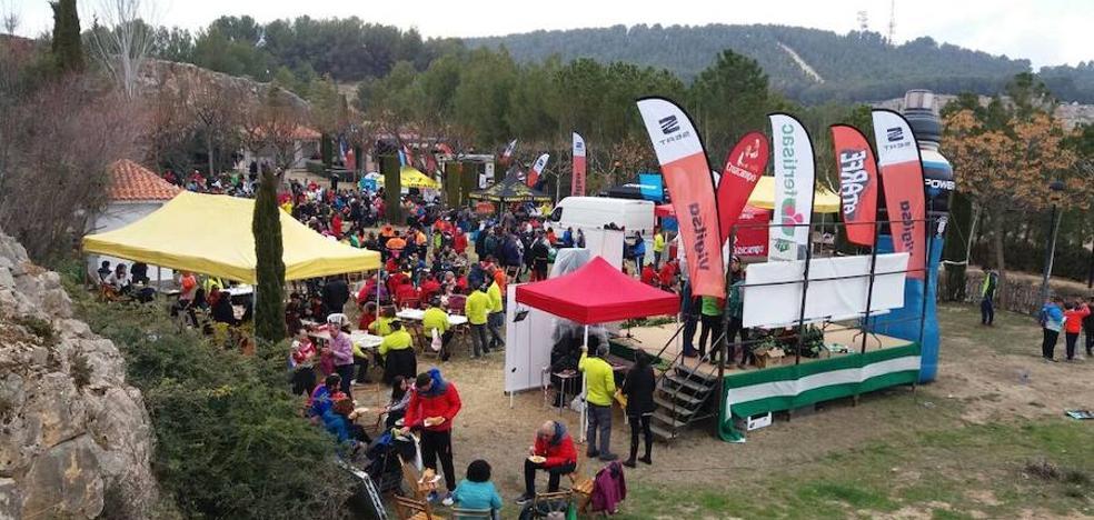 Malek y Arcos lideran la XI Carrera de Sierra Elvira