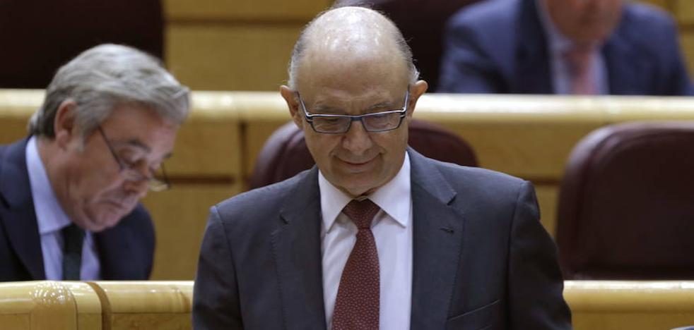 Montoro ofrece una deducción fiscal a los pensionistas que beneficiaría sólo a un tercio