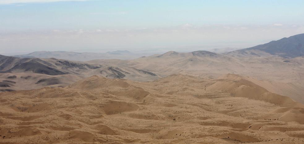 La presencia de bacterias en el desierto más extremo de la Tierra aumenta la esperanza de hallar vida en Marte