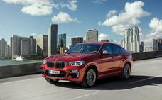 BMW X4, desde 53.450 euros