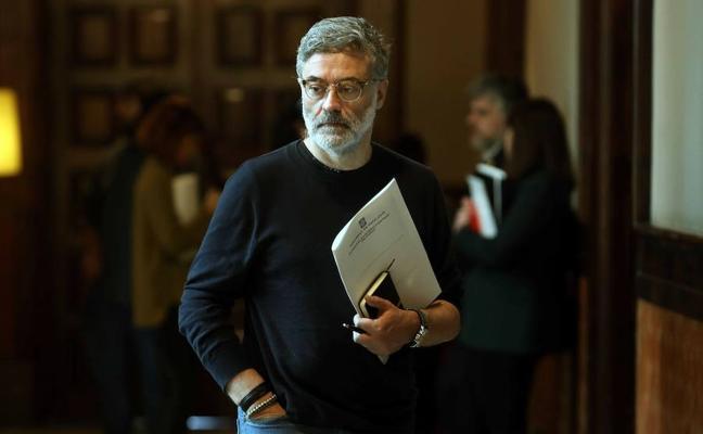 La CUP ve una broma la propuesta para legitimar a Puigdemont y exige «hacer república»