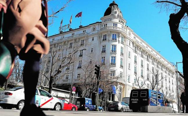 El Ritz de Madrid cierra para una reforma de 18 meses