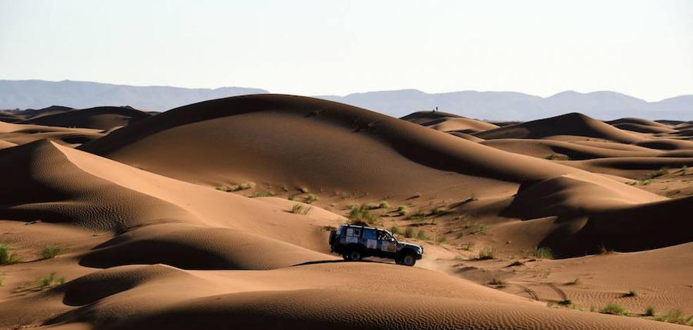 Un vecino de Purullena muere en un accidente en un rally en Marruecos