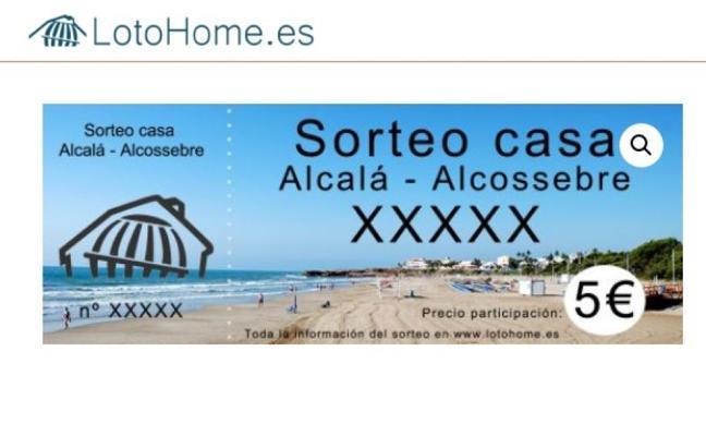 Una española sortea su 'casoplón' en Castellón con papeletas a 5 euros. ¿Cómo jugar?