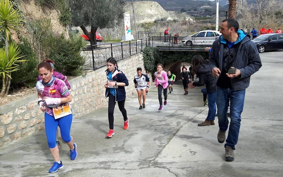 400 atletas celebran en El Valle la XVIII Carrera Campestre La Naranja