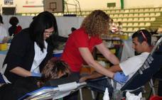 Donaciones de sangre en la UAL
