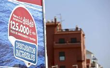 La firma de nuevas hipotecas suma tres años de crecimientos tras subir un 19% en 2017