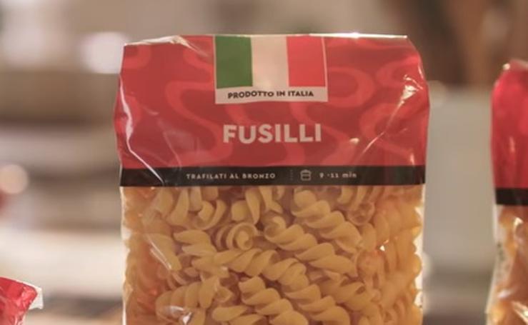 Las nuevas pastas italianas de Mercadona