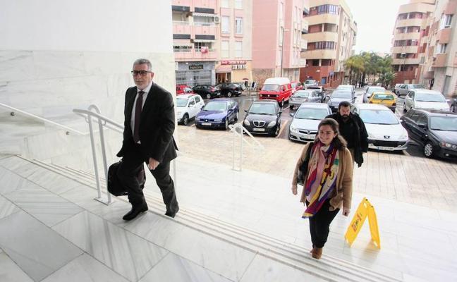 Se suspende el juicio de Ron Montero por la incomparecencia de un testigo