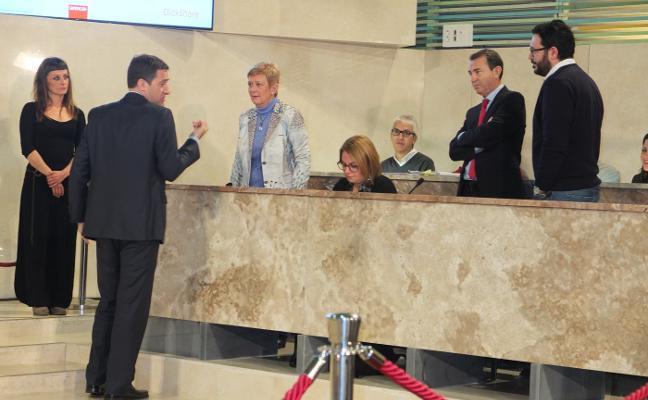 El Ayuntamiento pide la cesión del Sagrado Corazón para rehabilitarlo
