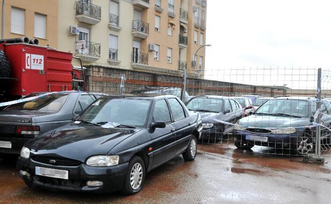 Subasta pública de medio centenar de vehículos sin uso