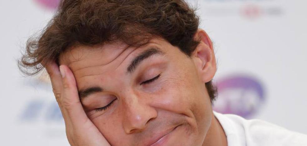 Nadal es baja por lesión para los Masters 1.000 de Indian Wells y Miami