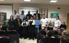 María Miguel y Tania Cáceres ganan el Concurso Andaluz de Jóvenes Cocineros, en La Laguna