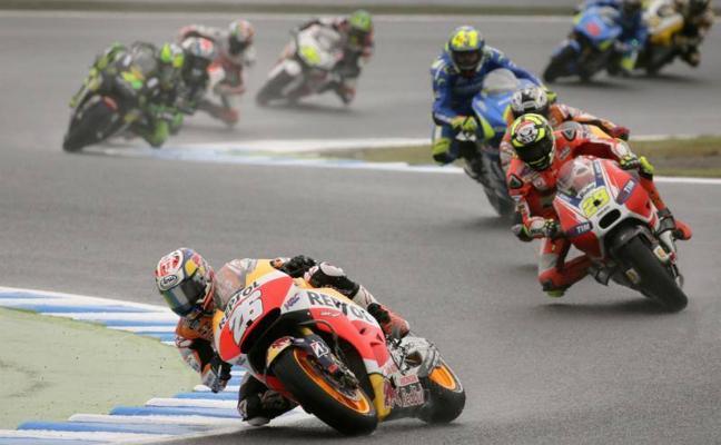 La última prueba de MotoGP promete otro Mundial muy igualado