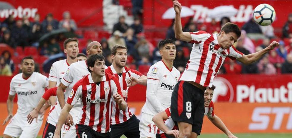 El Sevilla vuelve a tomar el rumbo