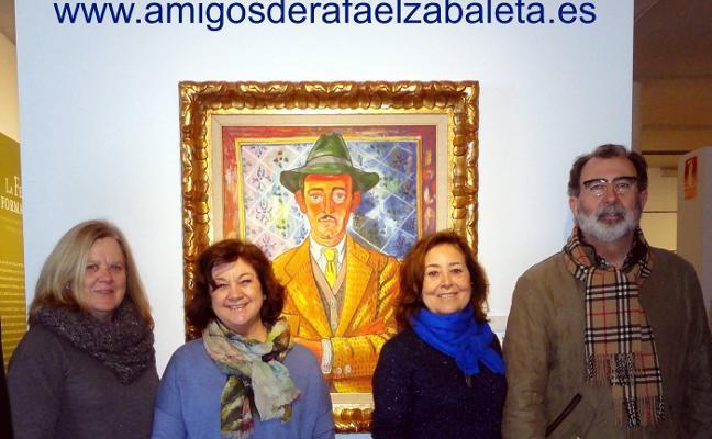 'Amigos de Zabaleta' crean un blog en torno al artista de Quesada