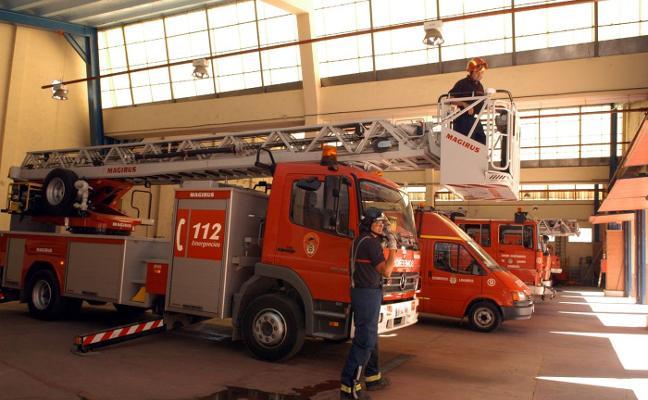 Ultiman la convocatoria de las cinco plazas de bomberos