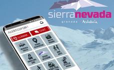 La nueva aplicación para rescates en Sierra Nevada