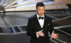 Las 'perlas' de Jimmy Kimmel en la ceremonia de los Oscar