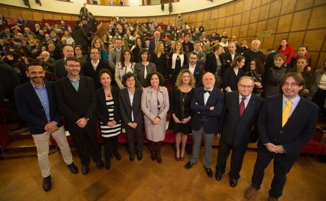 La UGR entrega sus premios de excelencia a los mejores docentes del año