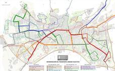 """FACUA lamenta la """"falta de diálogo"""" en el desarrollo del nuevo mapa de autobuses urbanos de Granada"""