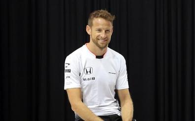 Jenson Button critica a Carmen Jordá por quejarse de la ausencia de mujeres en la Fórmula Uno