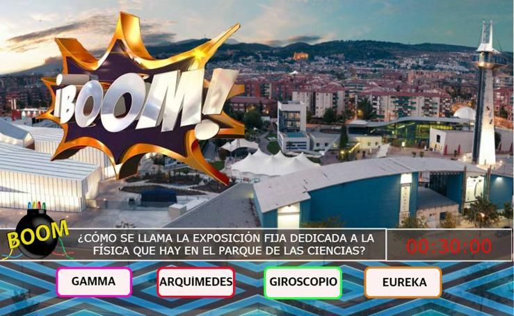 El '¡Boom!' de Granada