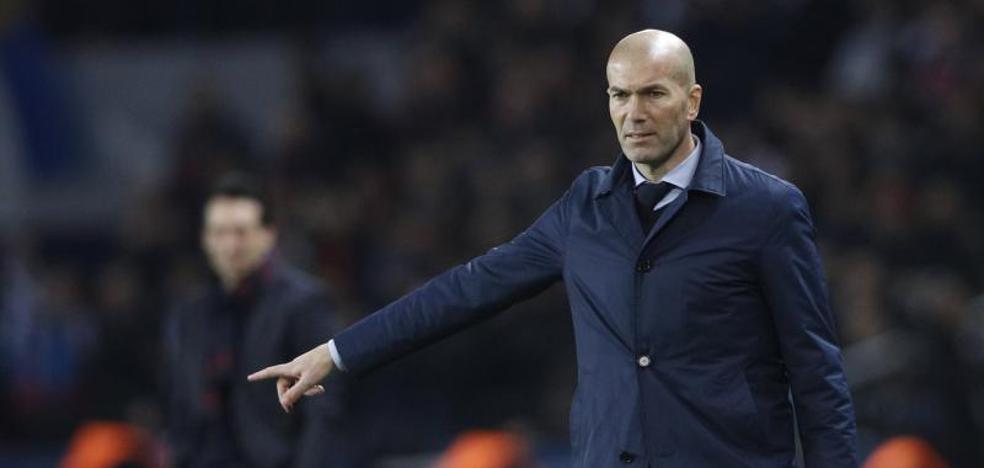 Zidane se desquita del 'centenariazo'
