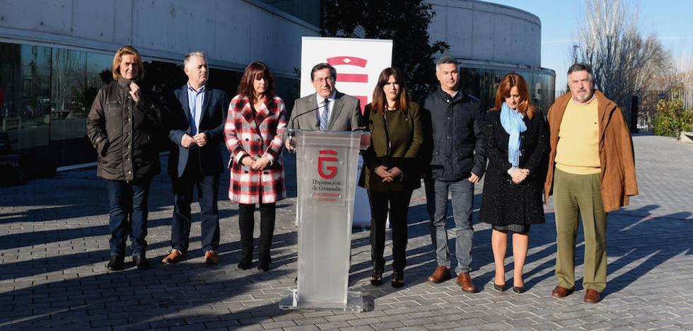 La Diputación de Granada se suma al 8M para reivindicar una igualdad efectiva