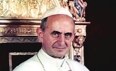 El papa Pablo VI será proclamado santo