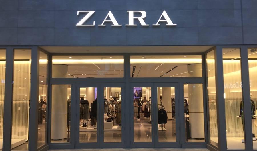 6 artículos de la colección cápsula de Zara con su logo para la nueva temporada