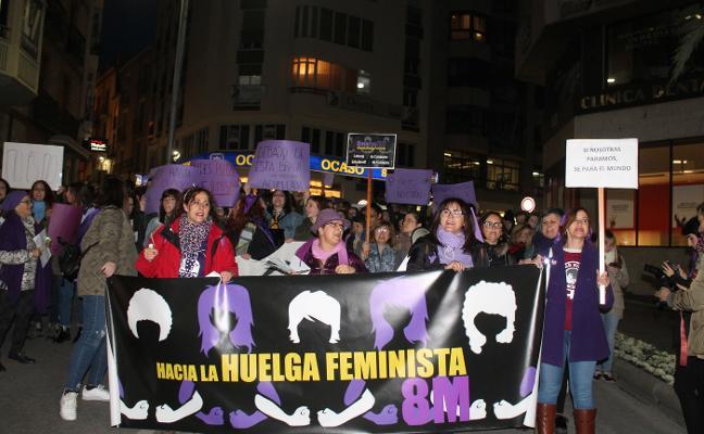Jornada «especial, reivindicativa e histórica» en Jaén por la igualdad real
