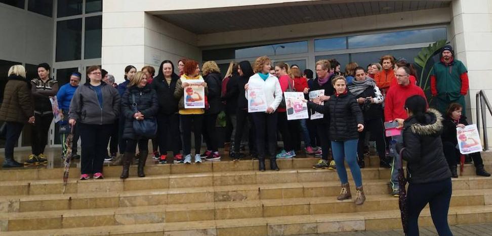 Los paros feministas logran ralentizar la producción en las hortofrutícolas de la Costa de Granada